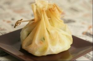 recette-e6918-aumoniere-de-pommes-de-terre-et-saumon-fume-a-la-coriandre